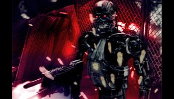 Unreal motoruyla Terminator oyunu