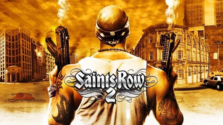 Efsanevi açık dünya oyunu Saints Row 2, Xbox One'a geldi