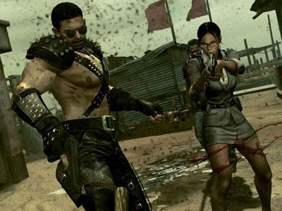 Resident Evil 5'in PC'deki ilk incelemesi