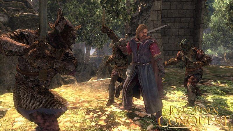 The Lord of the Rings: Conquest, hayranlar tarafından yenileniyor