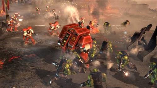 Warhammer 40K: Dawn of War II GFWL'ye sırt çevirdi