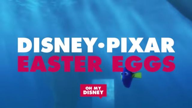 Pixar filmlerinin bağlantılarını gösteren bir video paylaşıldı