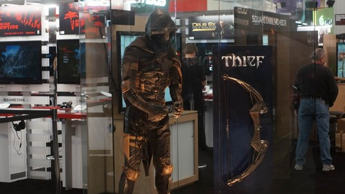 Bu seneki Thief modası!