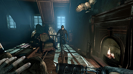 Thief 4'ün ön siparişinde ek görev!