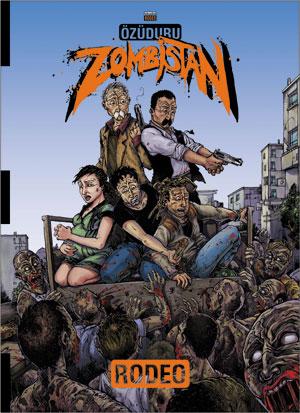 İstanbul'u zombiler işgal etti!