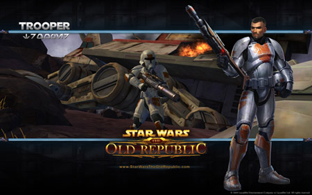 Star Wars: Old Republic'ten sınıf gelişimleri