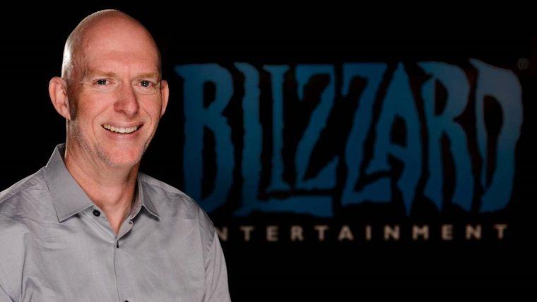 Blizzard'ın başka bir kurucusu daha firmadan ayrıldı