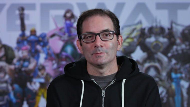 Blizzard'da 19 yıl çalışan Jeff Kaplan şirketten ayrılıyor