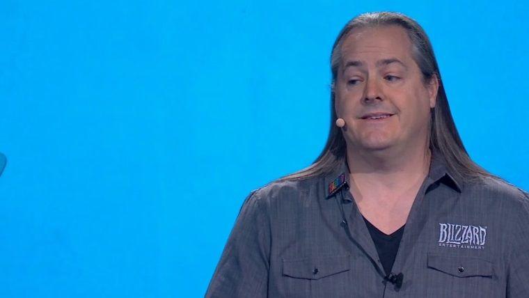 Blizzard CEO'su J. Allen Brack görevinden ayrıldı