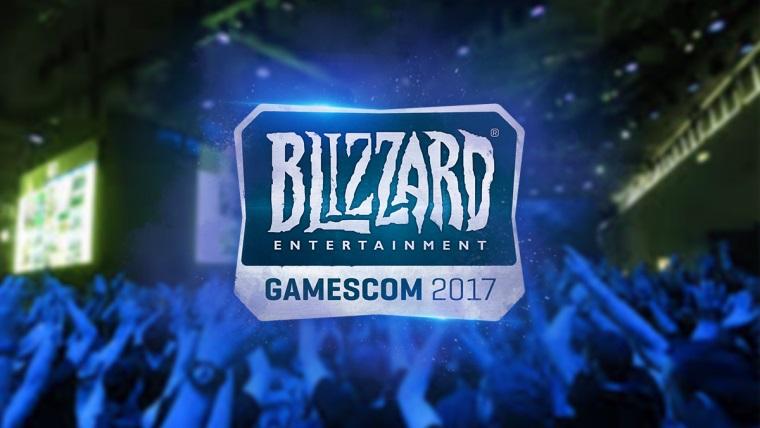 Blizzard - Gamescom 2017