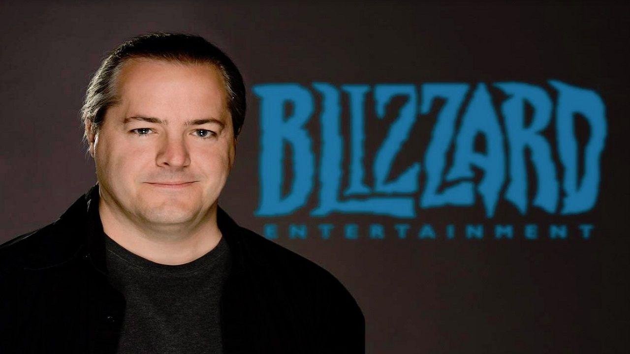 Activision-Blizzard CEO'su J. Allen Brack