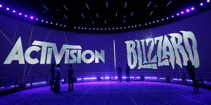 Activision-Blizzard çalışanları