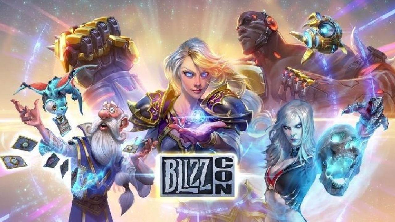 BlizzCon dijital etkinliği 2021'in başlarında yapılacak