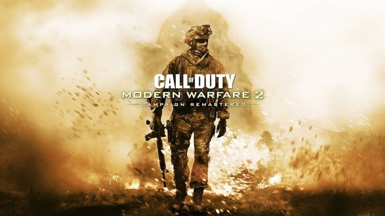 Call of Duty: Modern Warfare 2 Remastered çıktı