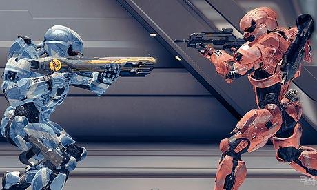 Halo 4'e yeni matchmaking modu