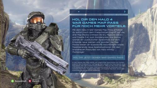 Halo 4'ün DLC tarihleri sızdı