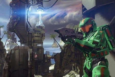 Halo 4'ün şampiyonları zırhlarından belli olur