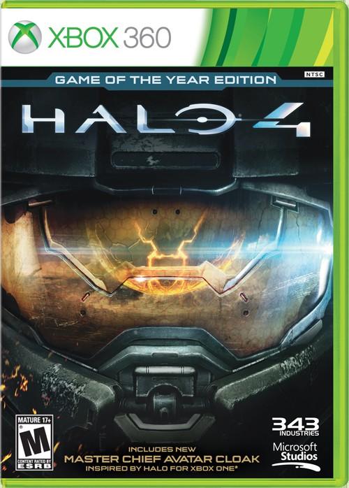 Halo 4 GOTY Edition kapak görseli