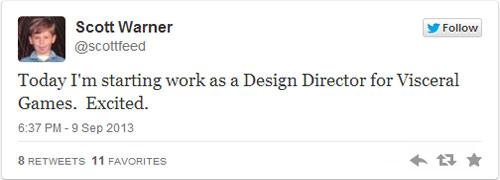 Halo 4'ü tasarlayan adam artık yeni yerinde