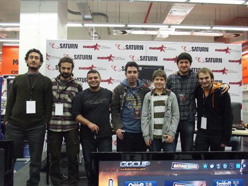 Starcraft GGcUp turnuvası tamamlandı