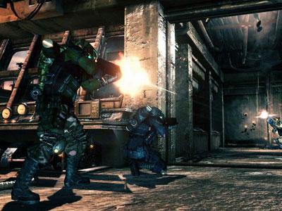 Lost Planet 2'nin multiplayer demosu geldi