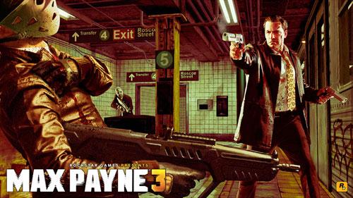 Max Payne 3'ten güzel haberler!