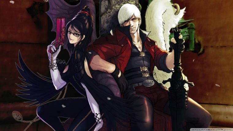 Bayonetta ve Dante bir araya mı geliyor?