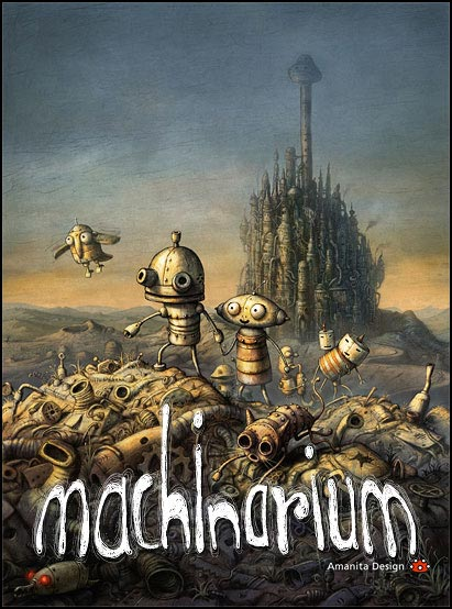 Machinarium, artık PS3'te!