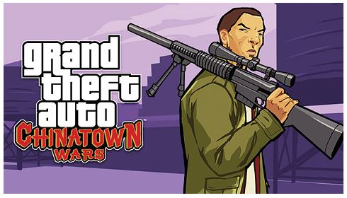 Grand Theft Auto: Chinatown Wars, Android'e geldi!