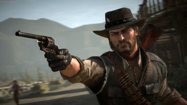 Unreal Engine 4 ile yapılan Red Dead Redemption çok iyi gözüküyor