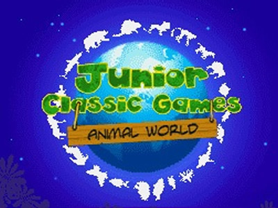 Junior Classic Games: Animal World