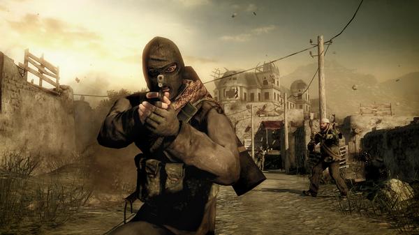 Medal of Honor'ın yeni ekran görüntüleri