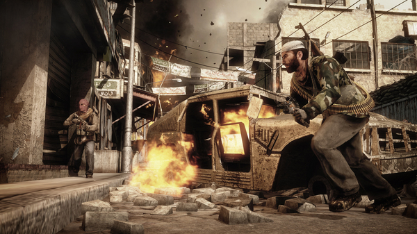 EA, Medal of Honor'ın satışlarından memnun