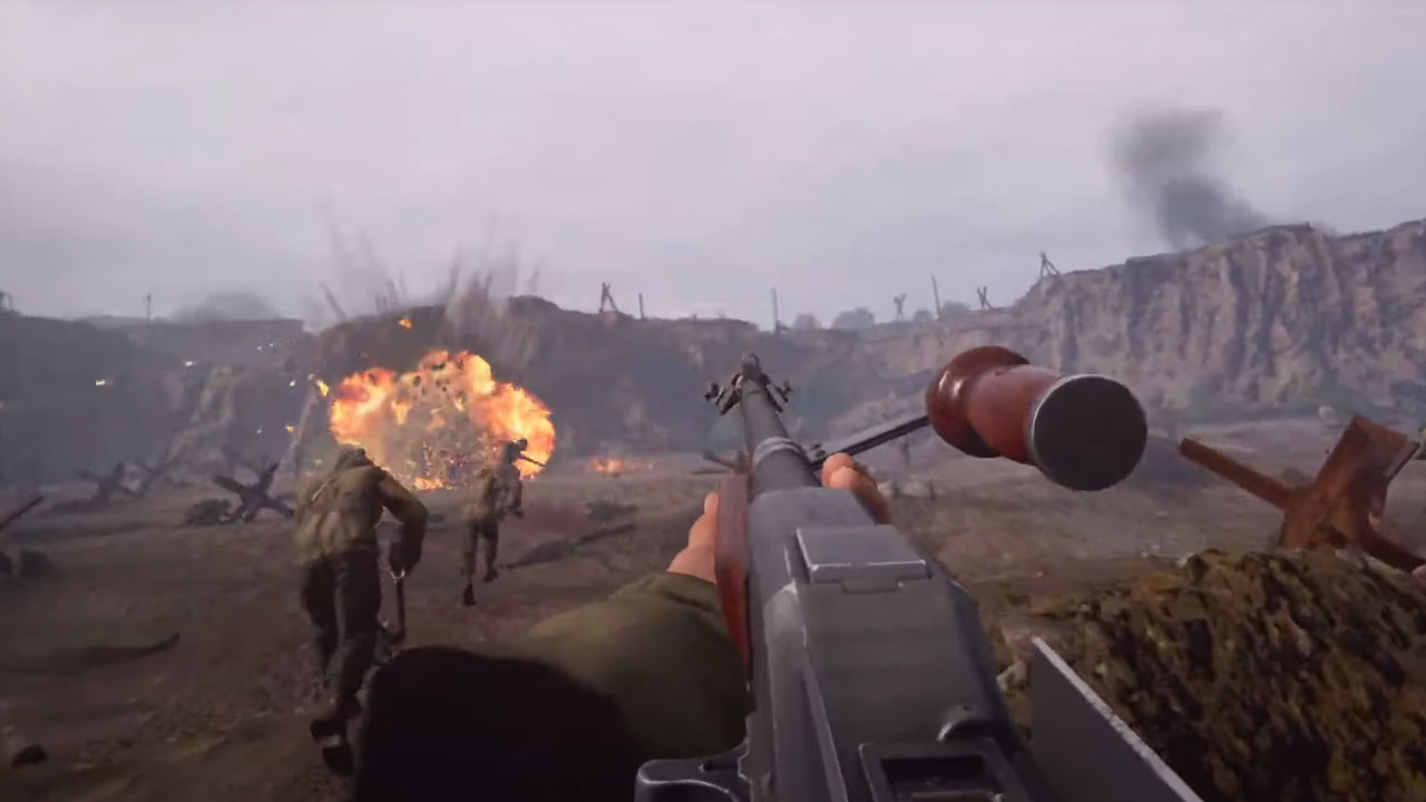Medal Of Honor: Above and Beyond oynanış videosu yayınlandı