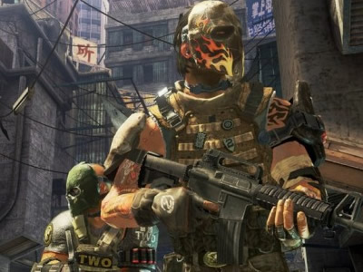 Army Of Two: The 40th Day'e DLC geliyor