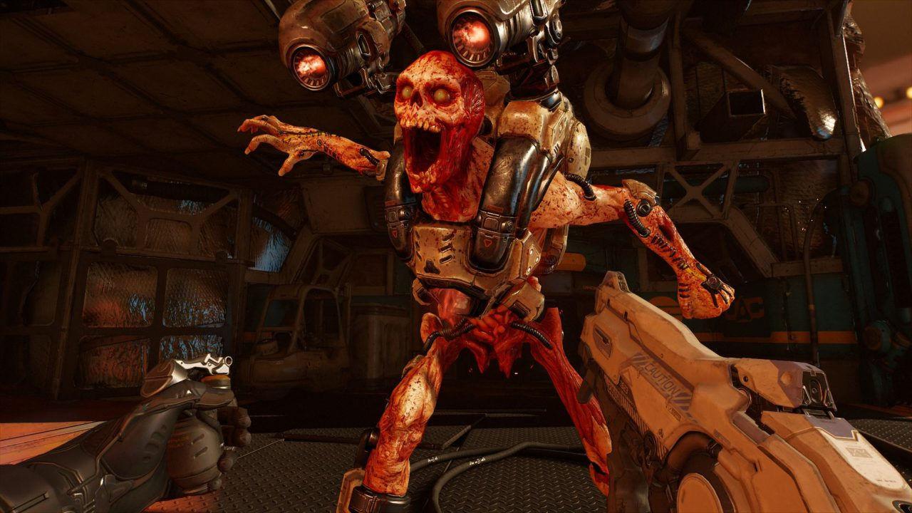Doom geliştiricilerinden yeni bir VR oyunu geliyor