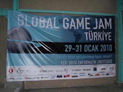 Global Game Jam 2010 Türkiye