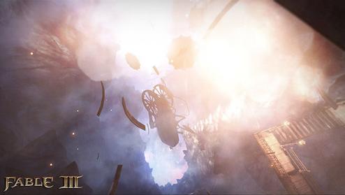 Fable 3'ün yeni ekran görüntüleri