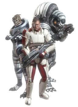 Mass Effect 2'nin yeni harita paketinin tarihi