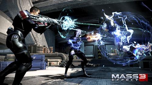 Mass Effect üçlemesi böyle de bitebilirdi