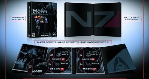 Mass Effect 3'lüsü PS3'e konuk oluyor!