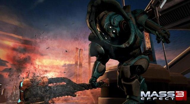 Mass Effect 3'e en büyük DLC geliyor mu?
