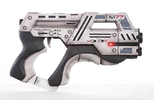 Varolmayan bir silahınız olsun mu?
