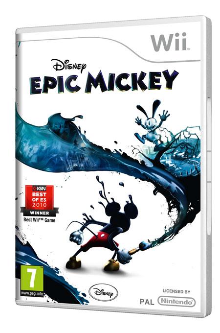 Epic Mickey müzikleri ile geliyor
