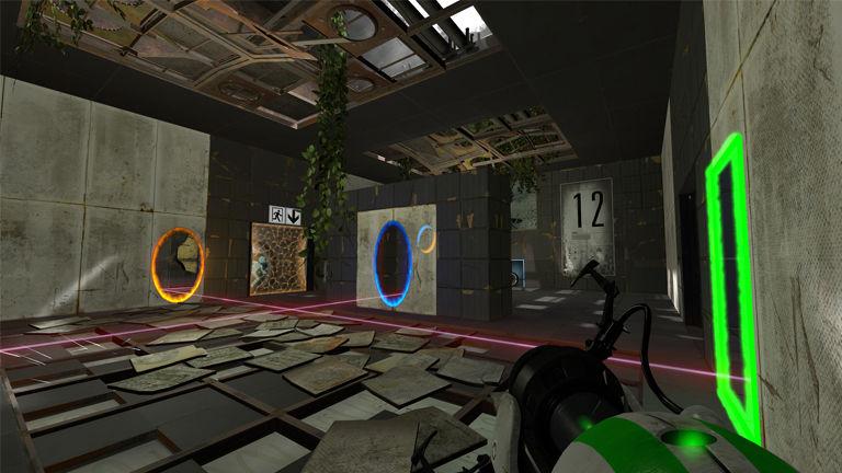 Brain-burning Portal 2 mode: Portal Reloaded released
