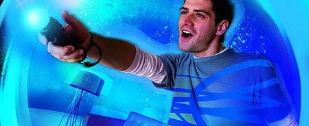 Move, Kinect'i yakaladı