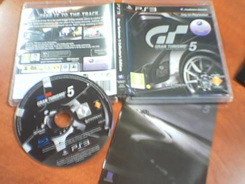 Gran Turismo 5'in kutusu açıldı