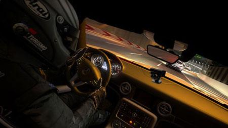 Gran Turismo 5 harekete geçebilir