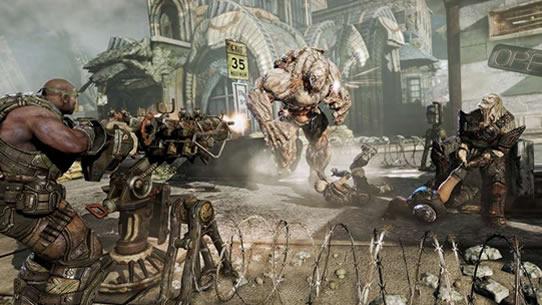 Gears of War üçleme olarak planlanmadı mı?