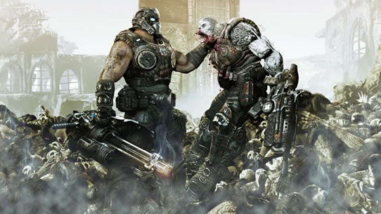 Gears of War 3'ün multiplayer betası 2011'de